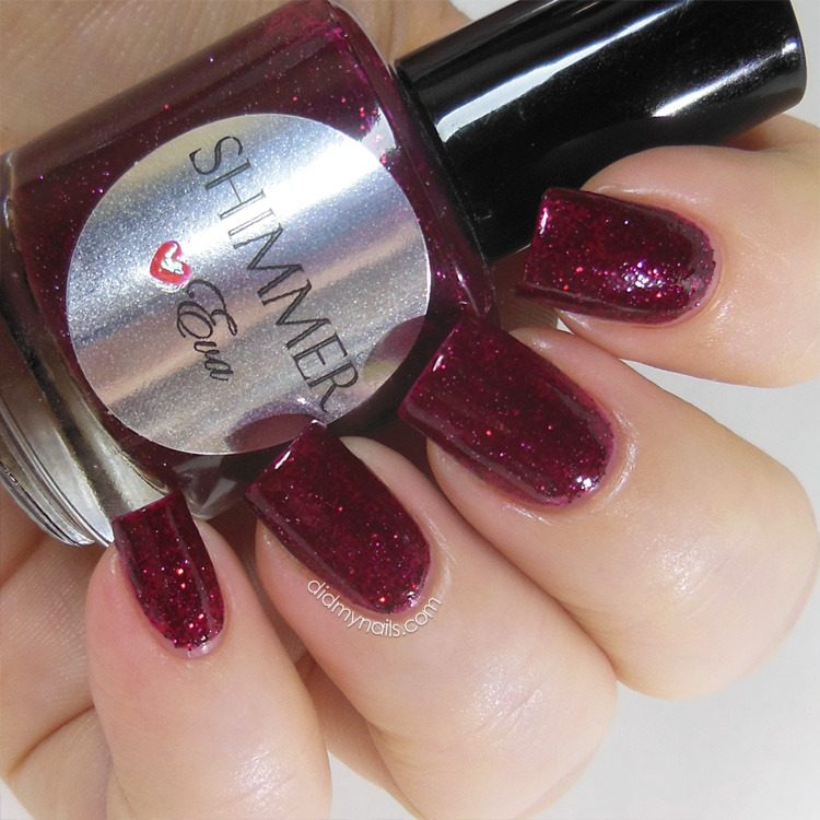 Shimmer Polish Eva swatch