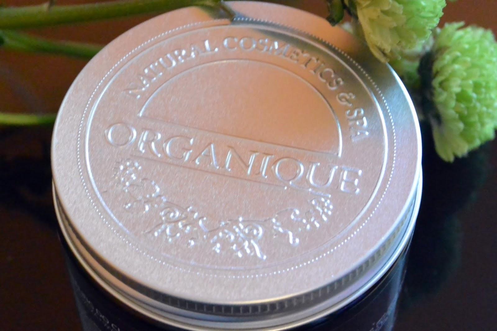 Shea Butter Salt Peeling ORGANIQUE linen & grapefruit