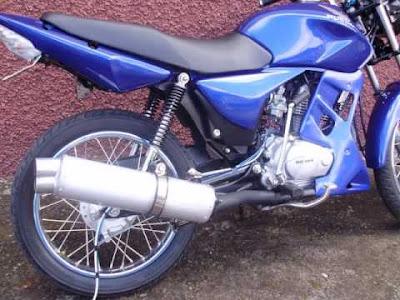 Tuning Honda CG