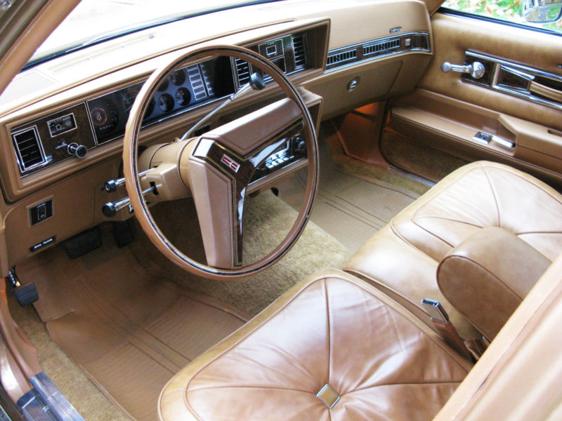 classic cars of the 1980 39 s 1980 oldsmobile cutlass. Black Bedroom Furniture Sets. Home Design Ideas