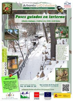 VISITAS GUIADAS DE INVIERNO: