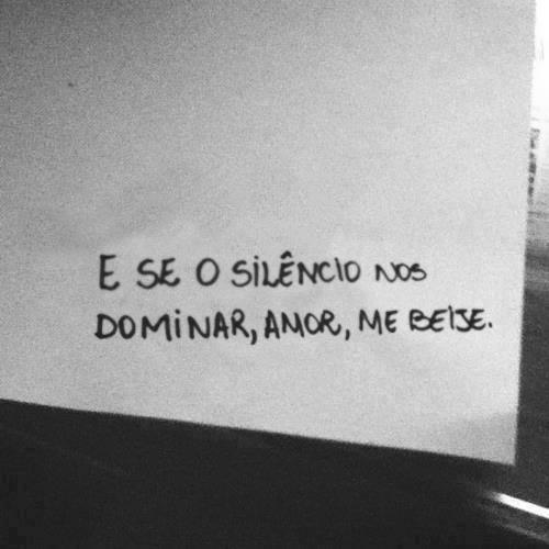frase sobre silencio: