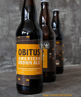 BRU Obitus American Brown Ale