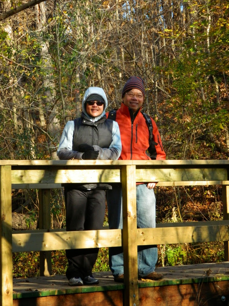 Taylor Creek Park portrait by garden muses-not another Toronto gardening blog