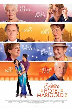 Ver Película El Exotico Hotel Marigold 2 2015 Online