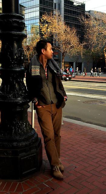 Men style fashion blog
