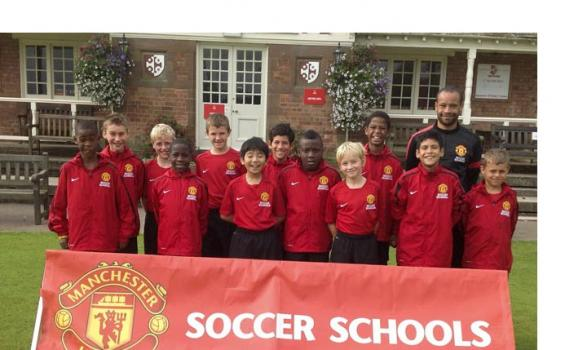 MU Soccer School Test 2012