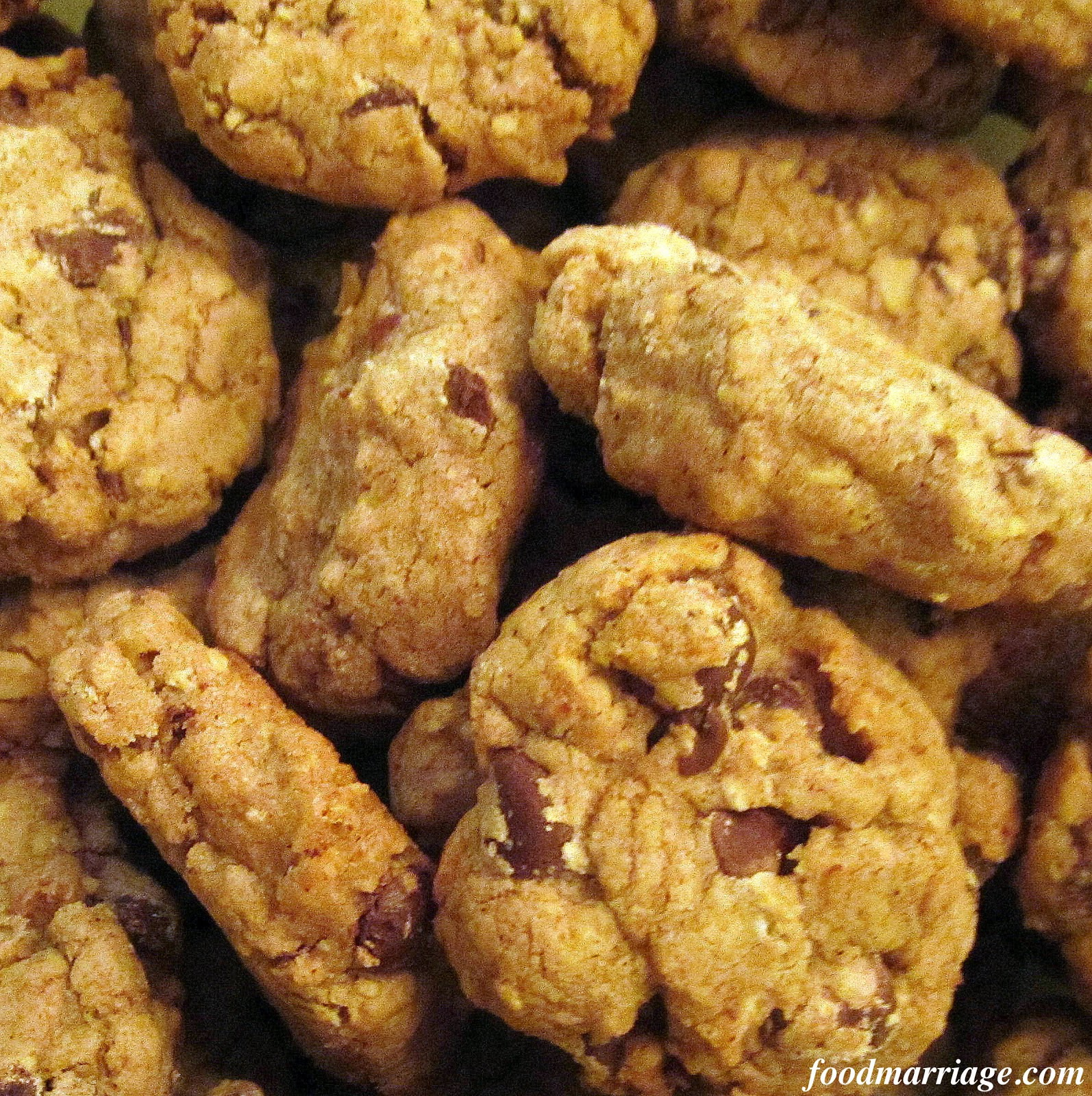 Brown Butter Oatmeal Chocolate Chip Cookies Recipe — Dishmaps
