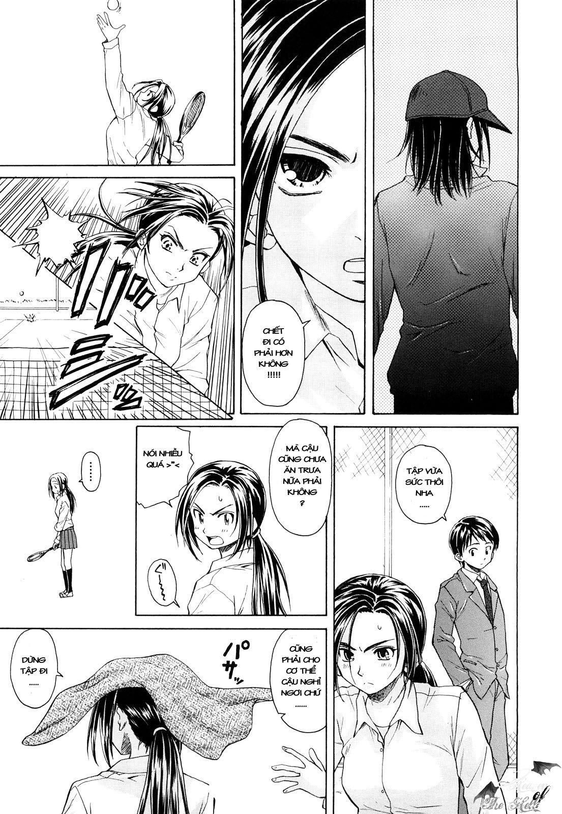 TruyenHay.Com - Ảnh 16 - Setsunai Omoi Chapter 1