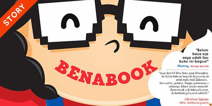 Benabook cover