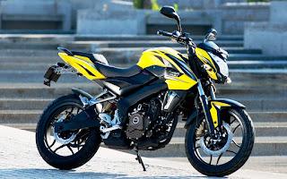 Motor Terbaru Kawasaki Bajaj Pulsar 200NS