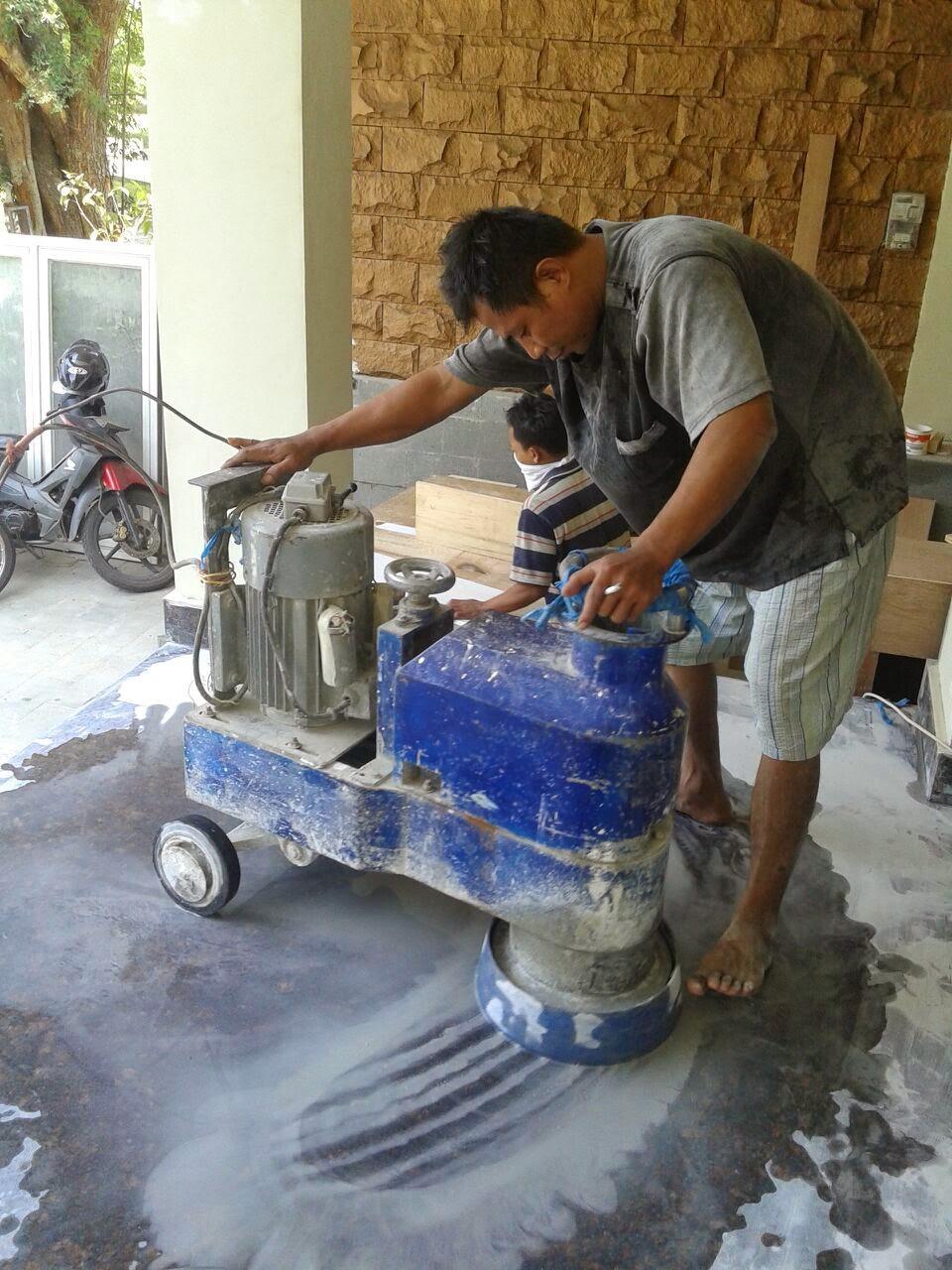 Jasa Poles Grinding Marmer,Granit