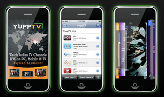 Watch Indian TV Channels Live on your iPhone