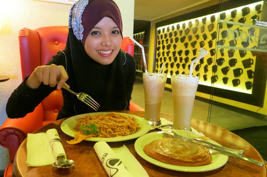 Tips blogging dari Fatin Liyana