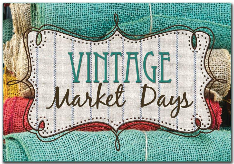 okiechic vintage market days