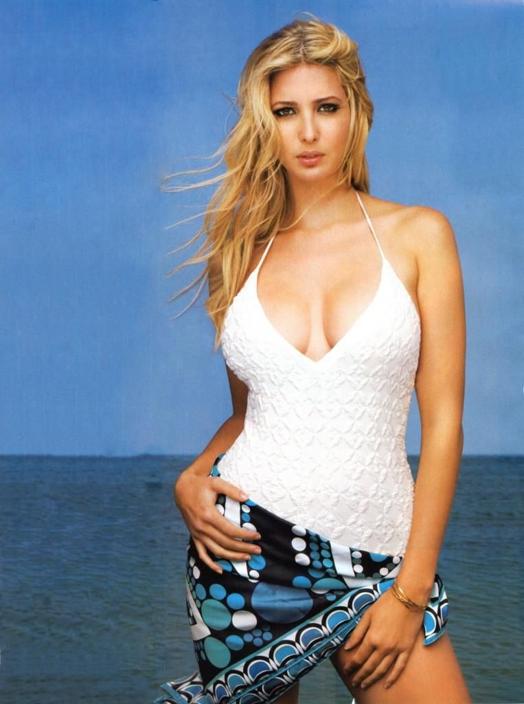 33 Sexy Ivanka Trump Pictures of the Presidents