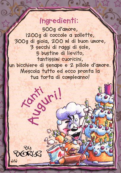 Passioni E Cucina Dedicato Ad Eleonora
