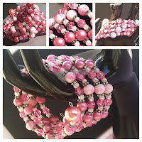 Pink Memory Bracelet GIVEAWAY by Nautural Belle Designs