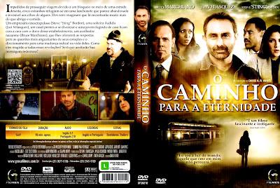 O Caminho Para A Eternidade DVD Capa