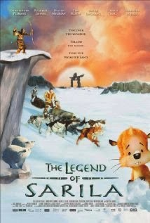 Filme The Legend Of Sarila Legendado AVI BRRip