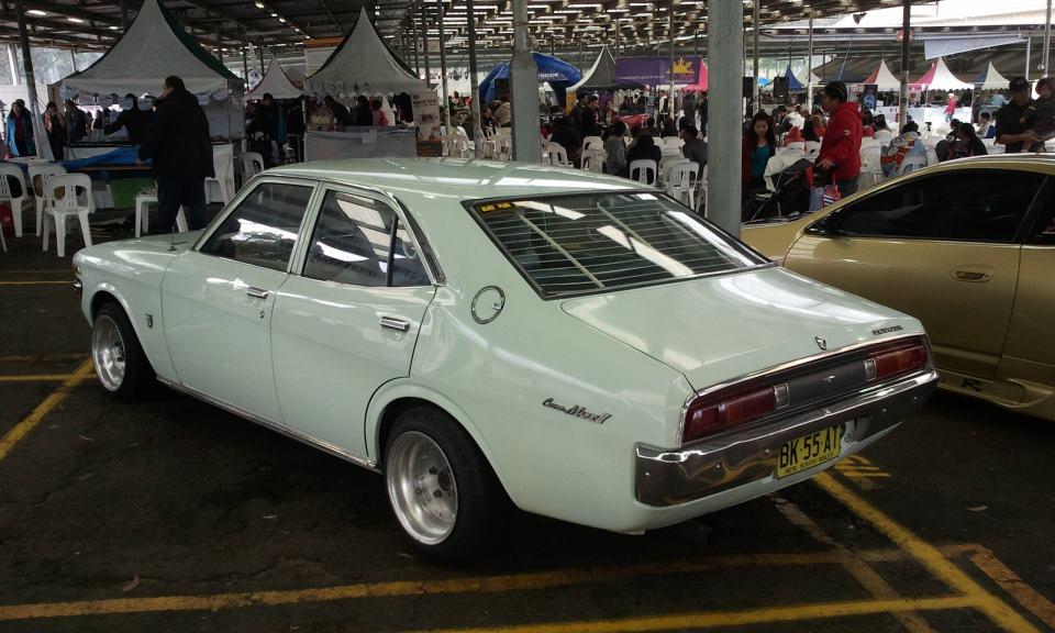 backwheelsbitches: Bushido Cars Toyota Corona Mark II