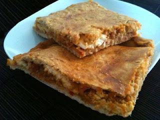 Cocina con Aníbal Empanada gallega de atún