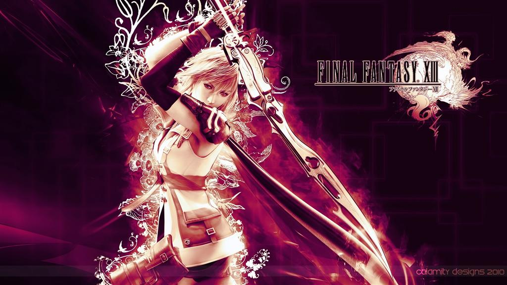 Final Fantasy HD & Widescreen Wallpaper 0.122920833721512