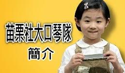 苗栗社大口琴隊簡介
