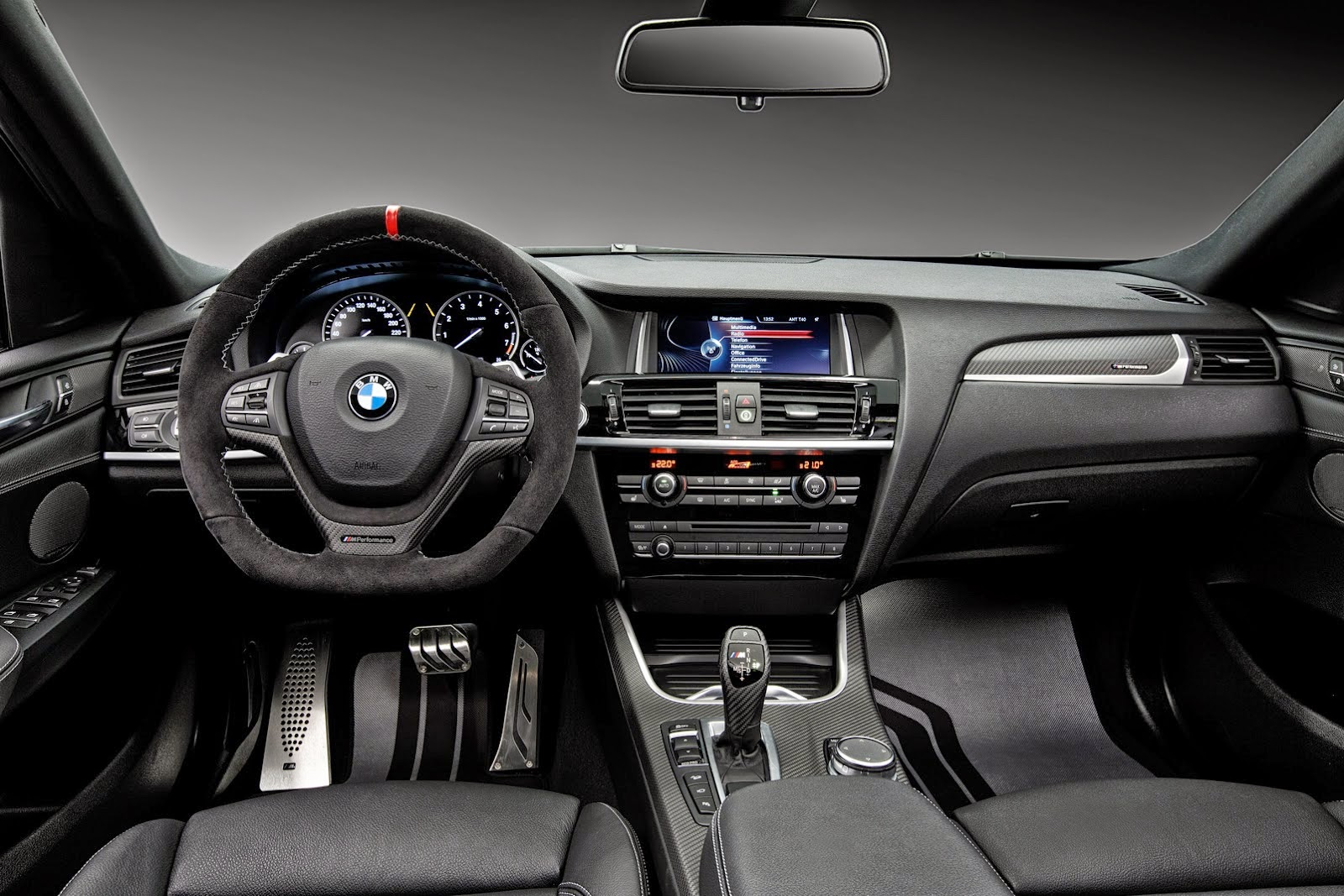 Pacote M Performace BMW-X4