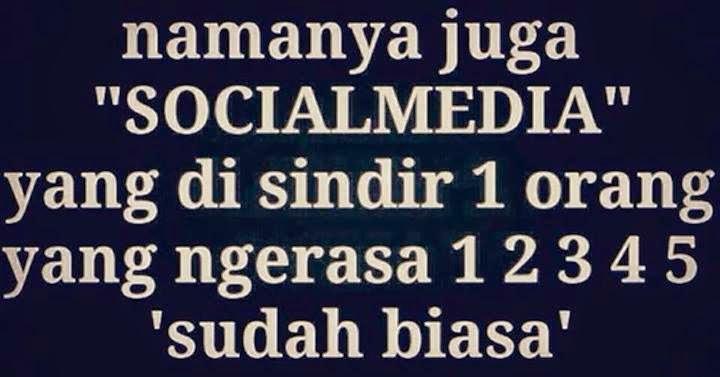 Gamabar Kata Lucu Namanya Juga SocialMedia