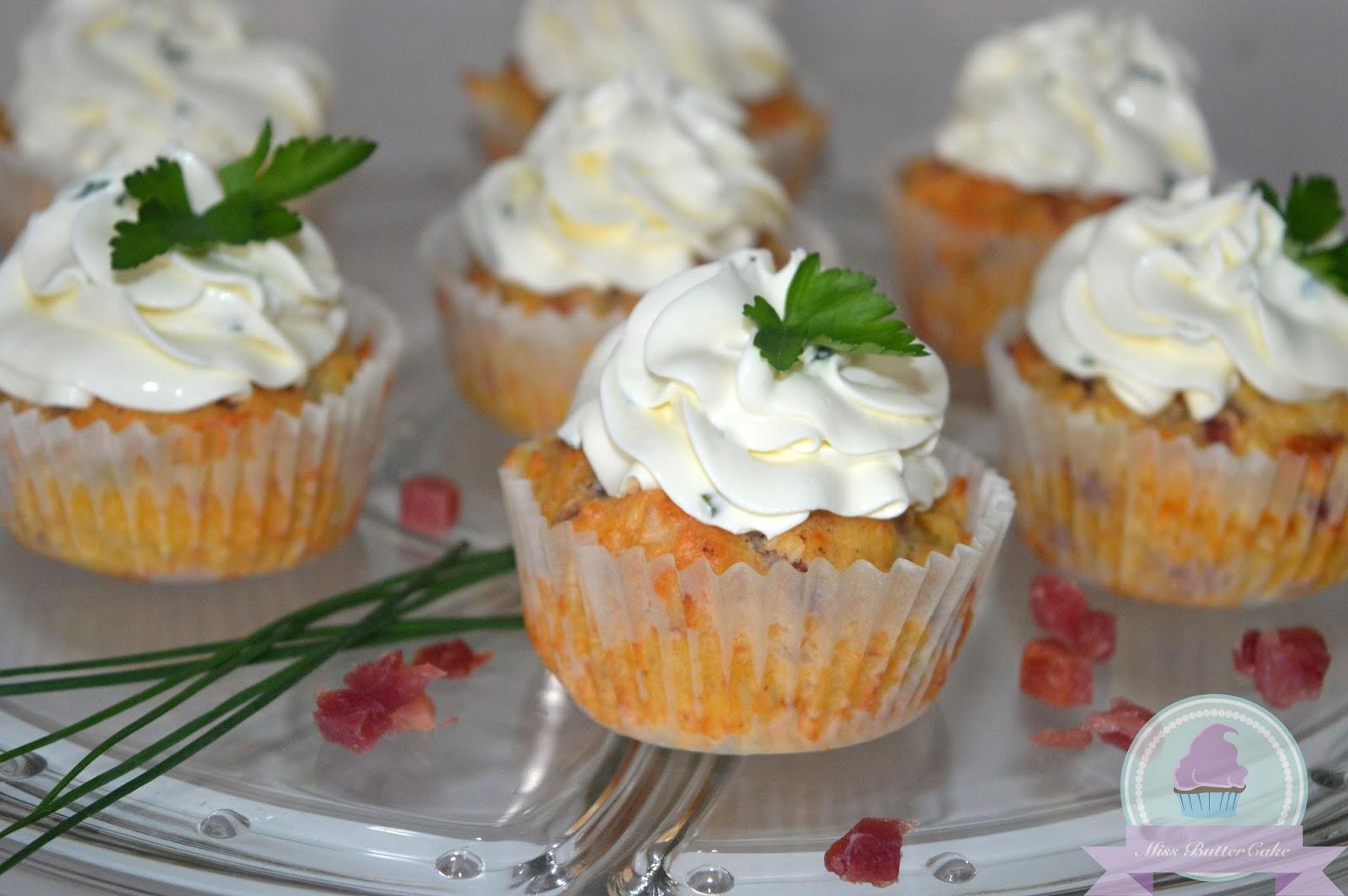 miss buttercake schinken k se cupcakes. Black Bedroom Furniture Sets. Home Design Ideas