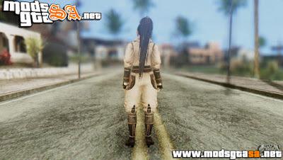 SA - Skin Dead Or Alive 5 Ultimate Momiji Costume 2