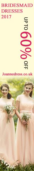 bridesmaid dresses at joannedress.co.uk