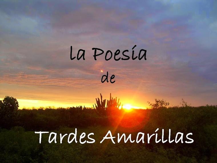 La Poesía de TARDES AMARILLAS