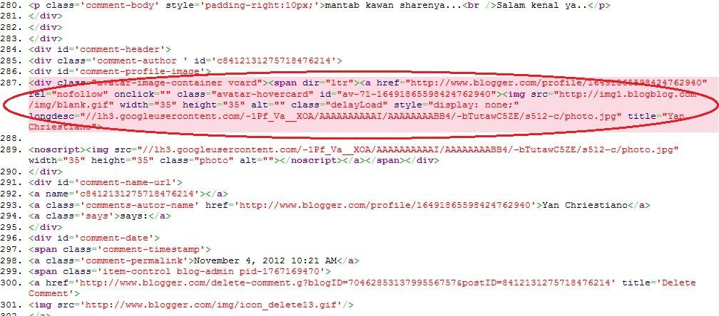 Cara Menghapus Broken Link Blog