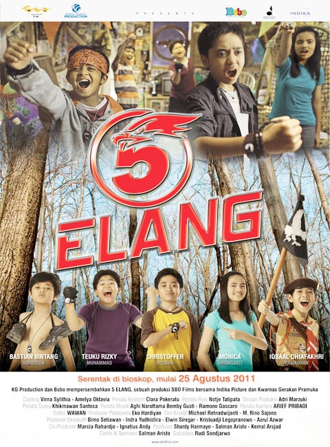Download Film Lima Elang 2011 | Indonesia Movie