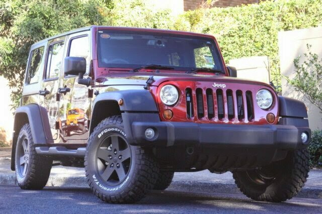 2007 2015 Jeep JK Wrangler Unlimited Review!