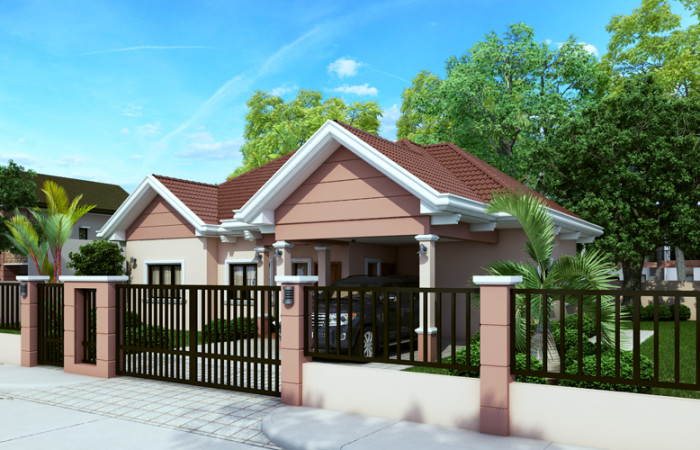 Philippines House Design Bungalow Home Design And Style