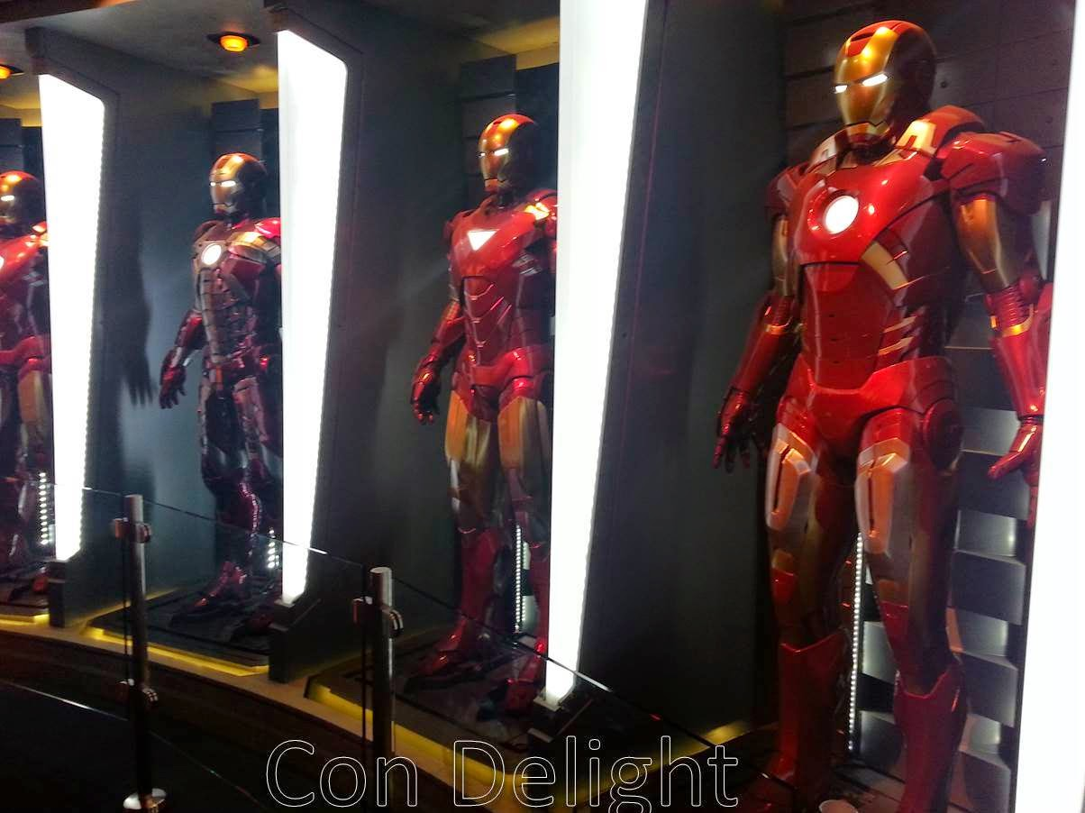 iron man disneyland