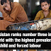 Child labour increases in Pakistan