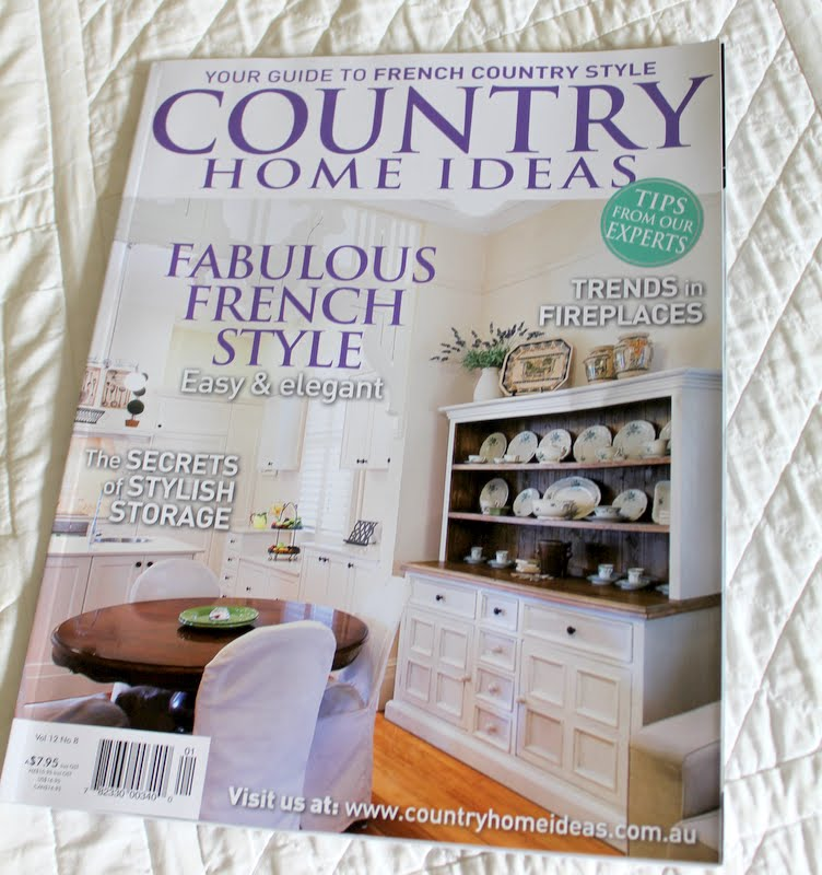 Lilyfield Life: Lilyfield Life in Country Home Ideas Magazine this month
