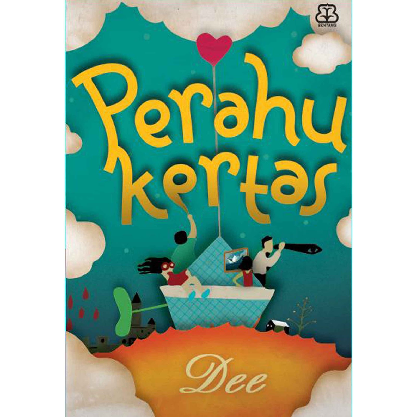 download lagu perahu kertas