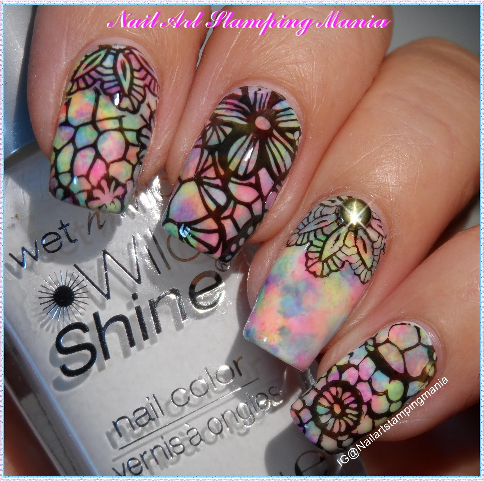 Nail Art Stamping Mania on Feedspot - Rss Feed