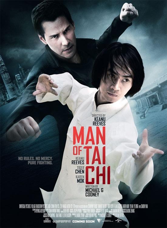 Thái Cực Hiệp - Man of Tai Chi - 2013