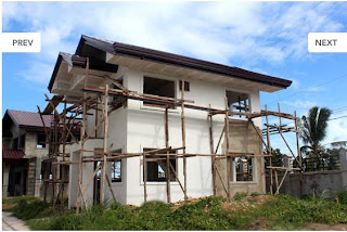 Single Detached House and Lot For Sale in Talisay City Cebu Overlooking