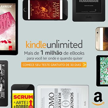 ASSINE O KINDLE UNLIMITED