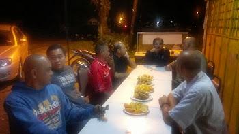 Timbalan Ketua Polis Kelatan dan Ocpd Kota bharu Bersama KSBK
