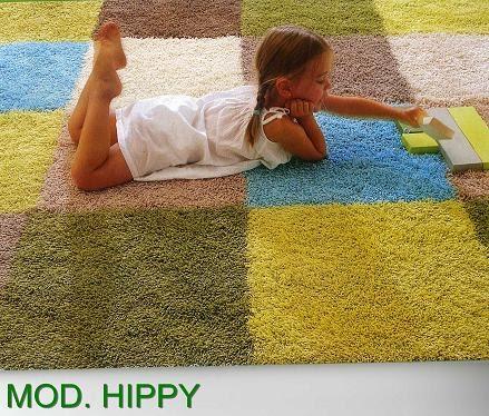 Alfombra infantiles muy divertidas tipo puzzle - Alfombras divertidas ...