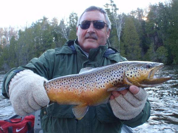 Muskegon river muskegon river fishing report for Southwest michigan fishing report