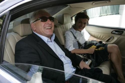 dominique strauss-kahn young man. Dominique Strauss-Kahn Is